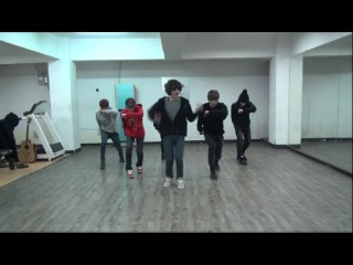 Teen Top's Teen Top Dance Practice